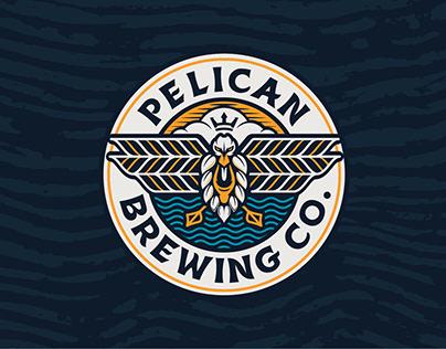 Pelican Brewing Company - Rebrand