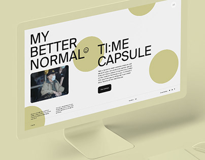My Better Normal - Website