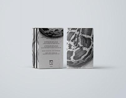 HOS-634 / 3X Cassette Box Set Layout & Prepess