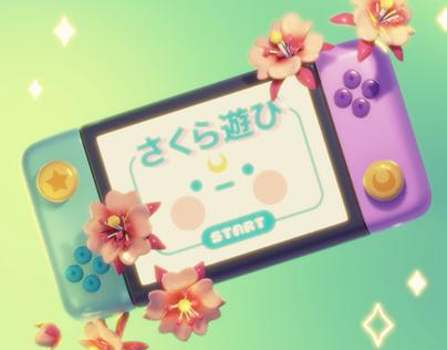 Sakura Switch