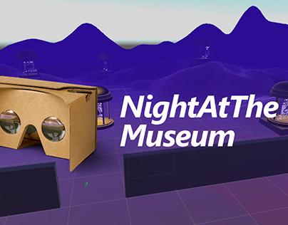 NightAtTheMuseum VR