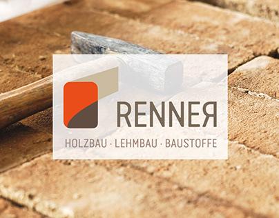 Zimmerei Renner Rebranding
