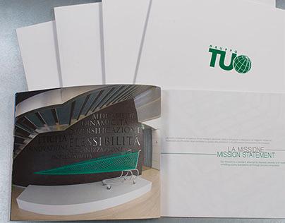 GRUPPO TUO | brochure istituzionale