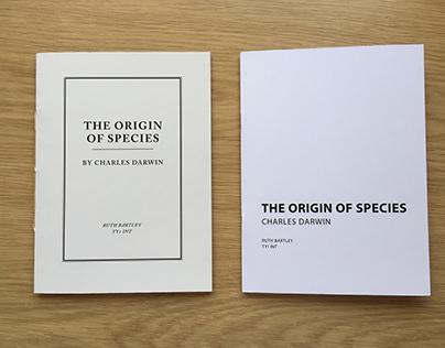Traditional vs Modern book design