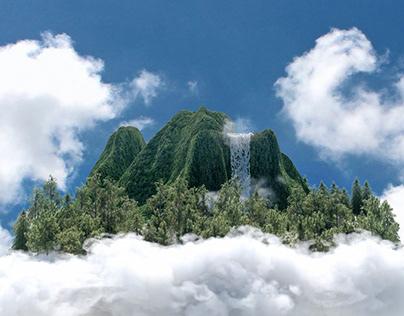 3D // Cloud Forest