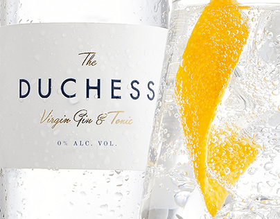 The Duchess - Virgin Gin & Tonic
