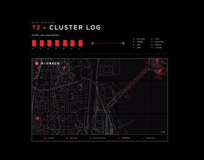 T2-CLUSTER LOG