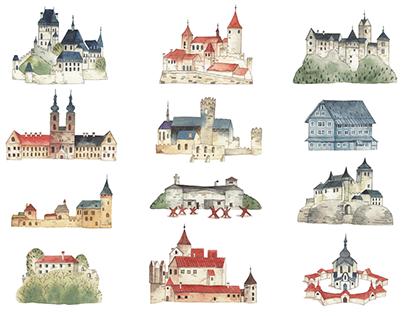 Czech Castle Collection