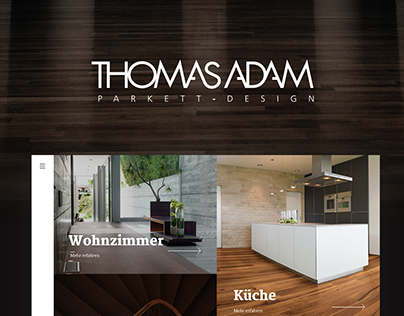 Website Design ^ German Company