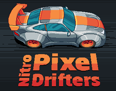 Pixel Drifters Nitro