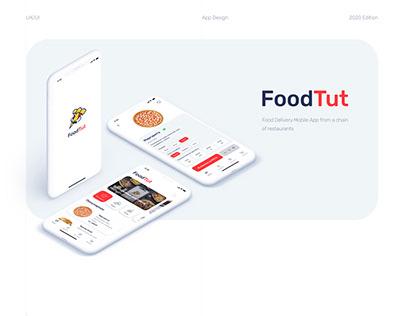 FoodTut – Delivery App