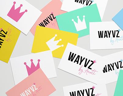 Logo design for Wayvz Fashion - Children's brand