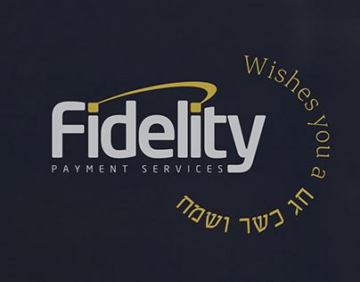 Fidelity - Passover Ad