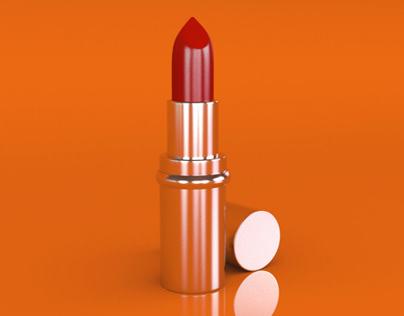 3D Render Sally Hansen Salon Lip