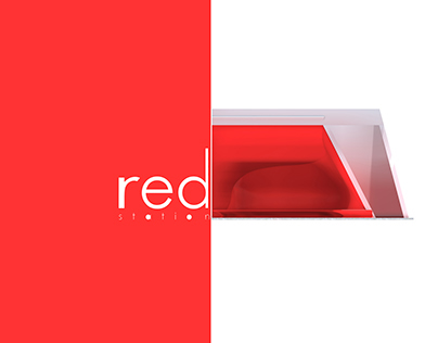 RED  |  Multifunctional architectural form