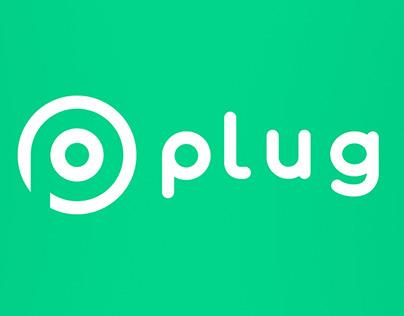 Plug - Branding