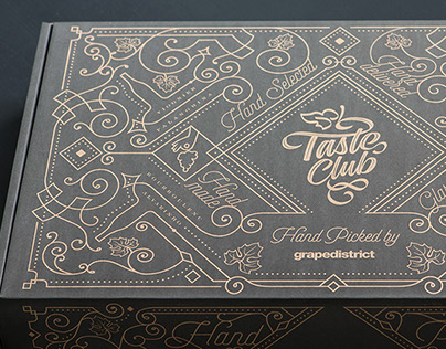 Taste Club, by Grapedistrict