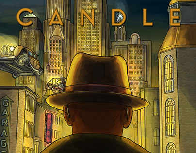 Candle - Graphic Novel Preview
