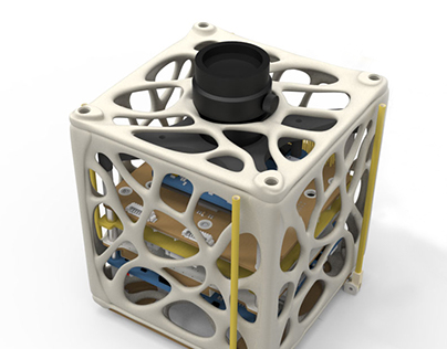 Cube Satellite challenge
