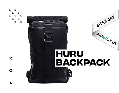 Online shop: Huru backpack