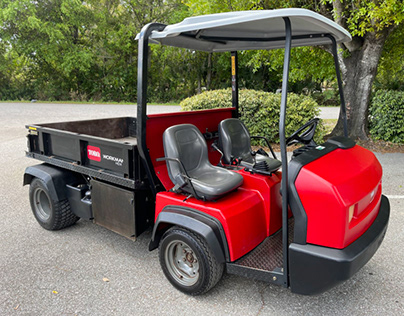 Used, Pre-Owned Golf Course Toro Mowers