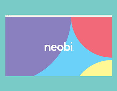 Neobí · Naming, identity and website.