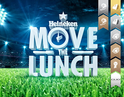 HEINEKEN | Move The Lunch