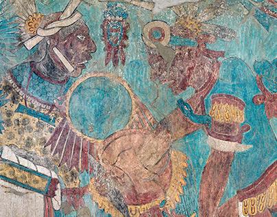 eBook / Pintura Mural Prehispánica