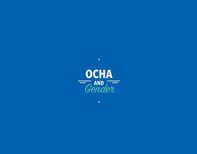 OCHA & Gender - United Nations OCHA