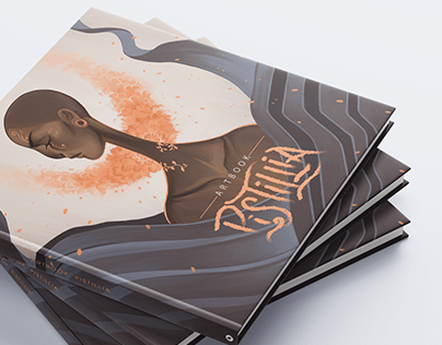 Artbook Pistillia // Publishing