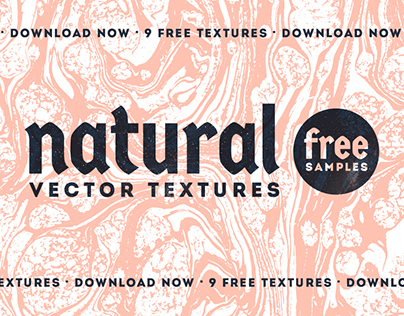 Natural Vector Textures | FREE SAMPLE