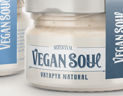 Vegan Soul - Branding and Packaging