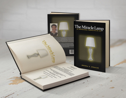 Branding | The Miracle Lamp