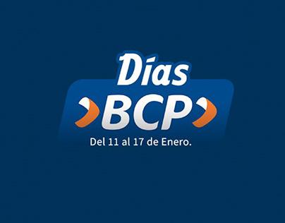 Campaña Días BCP