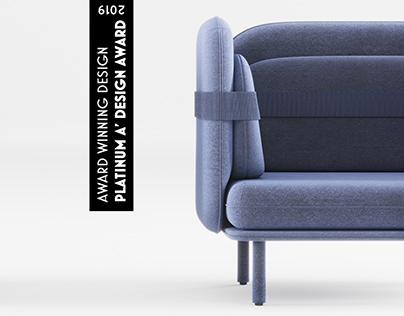 Bandage sofa