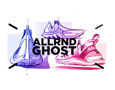 Adidas ALLRND Ghost