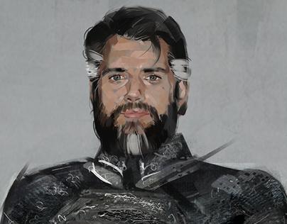 Superman / Blacksuit