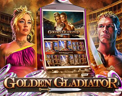 """Golden Gladiator"" - High 5 Games"