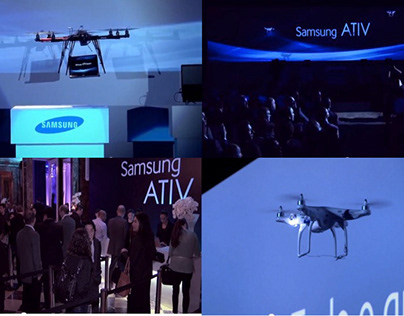 Product Launch: Samsung ATIV