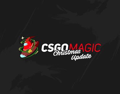 CSGOmagic - Christmass update