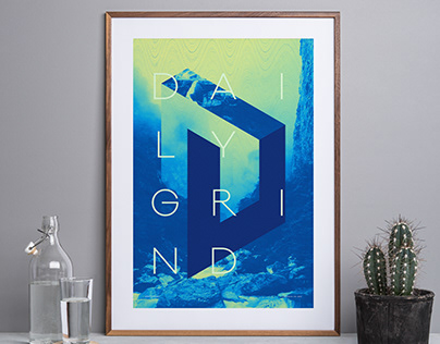 Verious posters for Onehundredforty