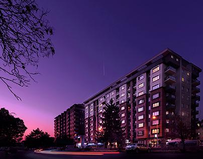Residential building Orce Nikolov