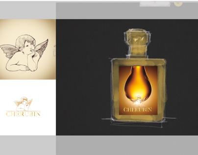Design Brand   Chérubin   by Territoires Branding