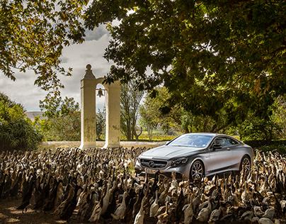 Mercedes-Benz AMG S Class