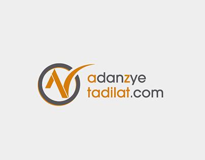 """""""Adanzye"""" Logo Design and Corporate Identity"""