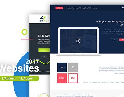 August Websites