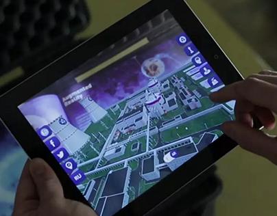 App Rosatom augmented reality