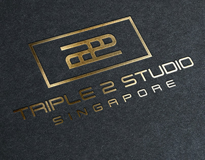 Triple 2 Studio Branding