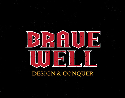 Bravewell Type Design