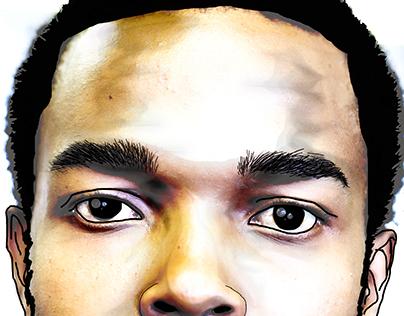 Subjective Self Portrait  _  Bad Art